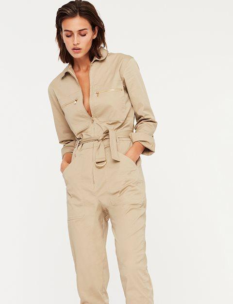 69181b5e Kjøp Global Funk Anniston Boiler suit - Sand - MESSAGE
